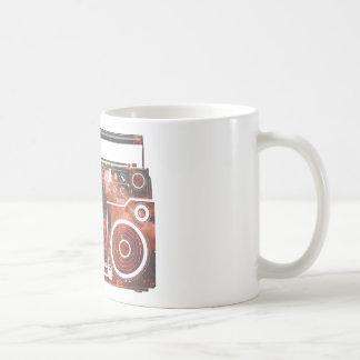 Cosmic Stereo Coffee Mugs