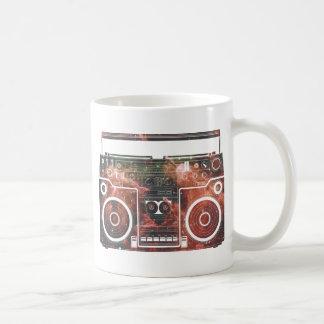Cosmic Stereo Basic White Mug