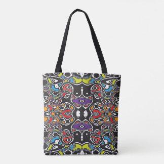 Cosmic Swirl Tote Bag