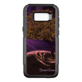 Cosmic Tree of Life OtterBox Commuter Samsung Galaxy S8+ Case