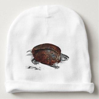 Cosmic turtle 1 baby beanie