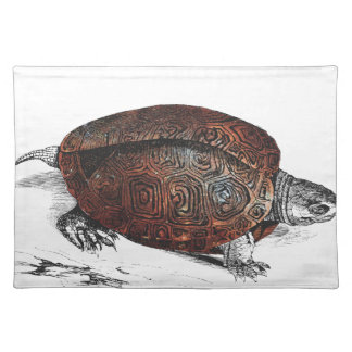 Cosmic turtle 1 placemat