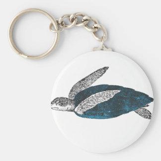 Cosmic turtle 2 keychain