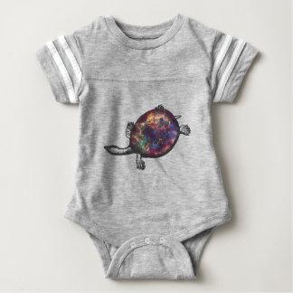Cosmic turtle 3 baby bodysuit