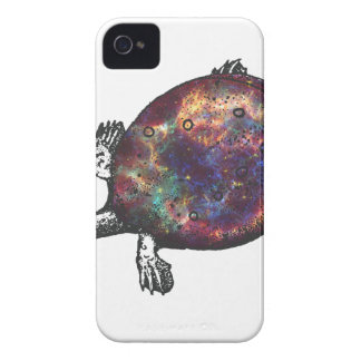 Cosmic turtle 3 iPhone 4 covers