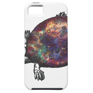 Cosmic turtle 3 iPhone 5 cover