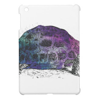 Cosmic turtle 4 iPad mini cases