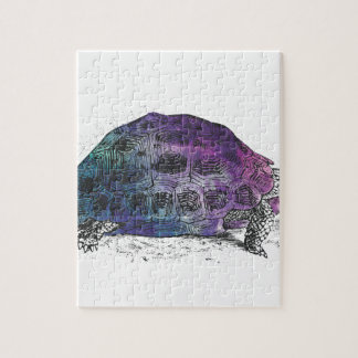 Cosmic turtle 4 jigsaw puzzle