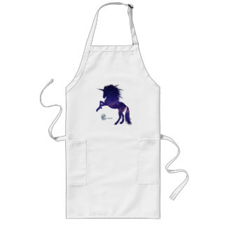 Cosmic Unicorn Long Apron