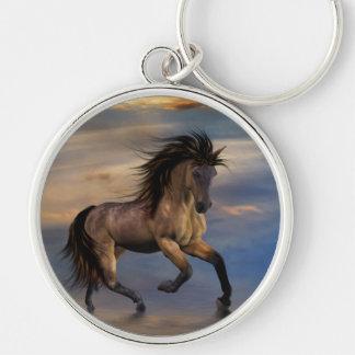 cosmic .. wild stallion keychain