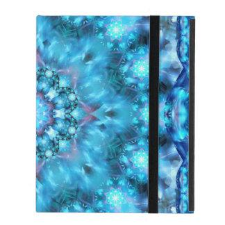 Cosmic Window Mandala iPad Case