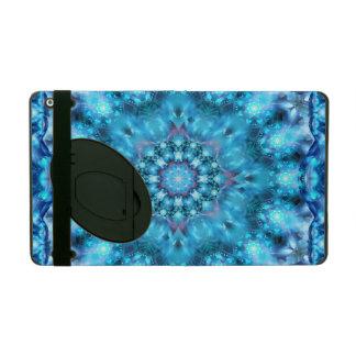 Cosmic Window Mandala iPad Cover