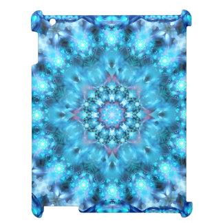 Cosmic Window Mandala iPad Covers