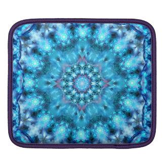 Cosmic Window Mandala iPad Sleeve