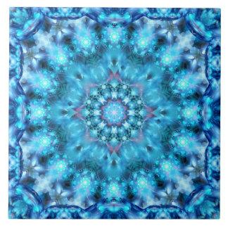 Cosmic Window Mandala Tile