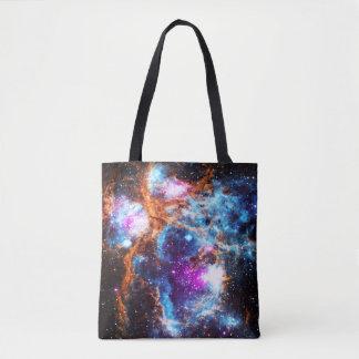 Cosmic Winter Tote Bag