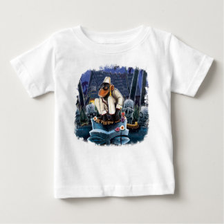 Cosmo At The Moon Palace Baby T-Shirt
