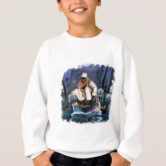 Cosmo At The Moon Palace Sweatshirt
