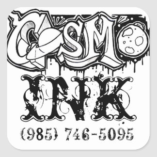 Cosmo Ink Sticker