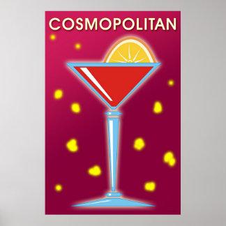 Cosmopolitan Print
