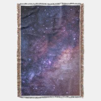 Cosmos carpet throw