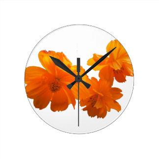 Cosmos Charm Acrylic Wall Clock