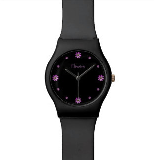 Cosmos Flower Watch