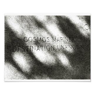 Cosmos Mariner Photo Art