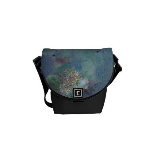Cosmos. Courier Bag