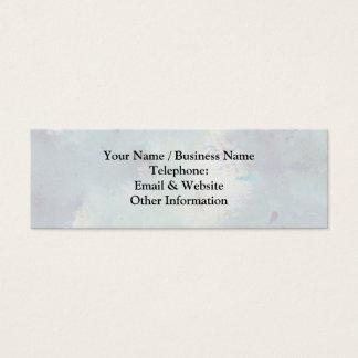Cosmos. Mini Business Card
