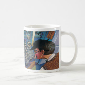 Cosmos Moon full-color Coffee Mug