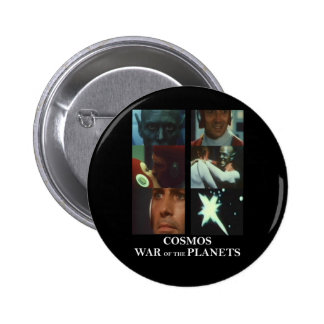 Cosmos: War of the Planets Gear 2 Inch Round Button
