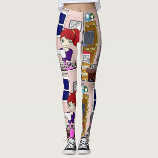 Cosplay Lighthouse Leggings