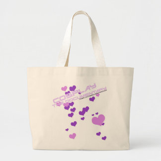 Cosplay: The Documentary Offical Jumbo Tote! Large Tote Bag