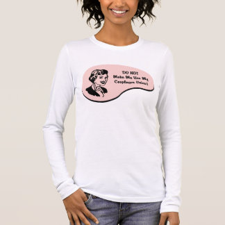 Cosplayer Voice Long Sleeve T-Shirt