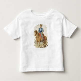 Cossack Officer, etched by the artist, published 1 T Shirt