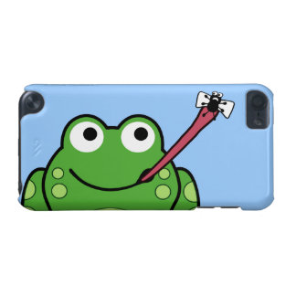 Cosse de grenouille et de mouche coque iPod touch 5G