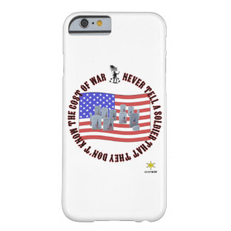 Cost of war barely there iPhone 6 case