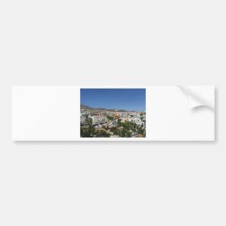 Costa Del Sol Bumper Sticker