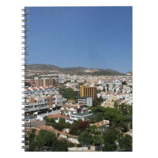 Costa Del Sol Notebook
