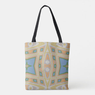 Costa Rica Areal Tote Bag