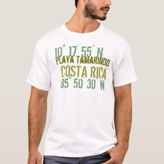 Costa Rica Attitude T-Shirt