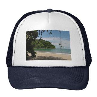Costa Rica Beach Paradise Trucker Hat