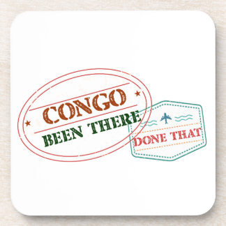 Costa Rica Been There Done That Beverage Coaster