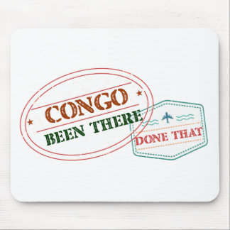 Costa Rica Been There Done That Mouse Pad