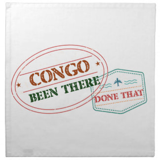 Costa Rica Been There Done That Napkin
