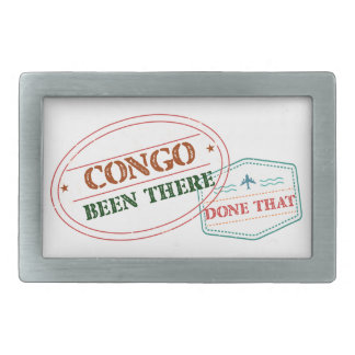 Costa Rica Been There Done That Rectangular Belt Buckles
