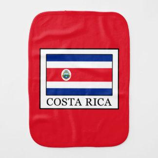 Costa Rica Burp Cloth