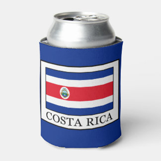 Costa Rica Can Cooler
