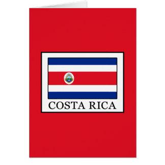 Costa Rica Card